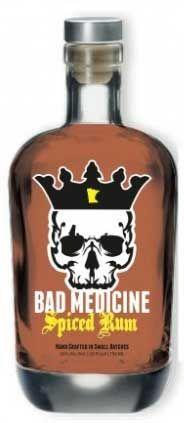 Bad Medicine Spiced Rum Rum Bottle, Liquor Bottles, Vodka, Tequila, Non Alcoholic Drinks, Cocktails, Rum Rum, Good Rum, Cocktail