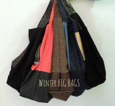 Winter Big bags available karavy.canalblog.com