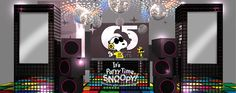 SNOOPY.co.jp : PEANUTS 65th Anniversary Event ~ It's Party Time, SNOOPY! ~ 65th Anniversary, Joe Cool, Peanuts, Party Time, I Am Awesome, Snoopy