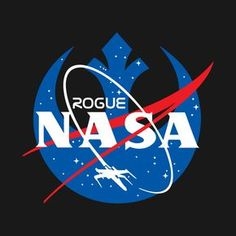 Check out this awesome 'Rogue+NASA' design on @TeePublic!