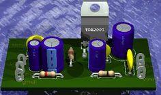 E ste amplificador es ideal para el laboratorio personal, ya que lo podemos utilizar para proyectos. Con sólo un circuito integrado como ele...