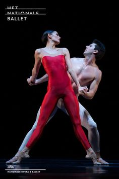 """yoiness: """" © Angela Sterling Igone de Jongh and Casey Herd, """"Fantasía"""" choreography by Hans van Manen from """"Back to Bach"""", Het Nationale Ballet (The Dutch National Ballet) """""""