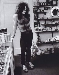 Paul Stanley..the best part of kiss :)
