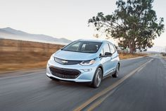 Chevrolet Bolt EV starts at $29995 U.S. with federal tax credits