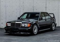1990 Mercedes-Benz 190 E - 2.5-16 EVOLUTION II | Classic Driver Market