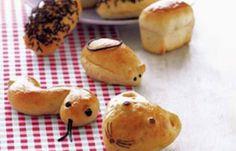 Brooddiertjes - kindertrakatie - Bakken met kinderen - Recepten - Koopmans.com