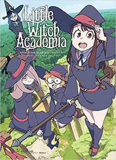d985baba9d Little Witch Academia Chronicle - Little Witch Academia Chronicle - Tanki -  2017 8
