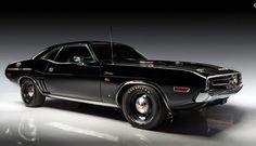 '71 426 Hemi Challenger R/T