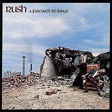A Farewell to Kings is the fifth studio album by Canadian rock band Rush, released in 1977. The album was recorded at Rockfield Studios in Wales, and mixed at Advision Studios in London. A Farewell to Kings would become Rush's first US Gold-selling album, receiving the certification within two months of its release, and was eventually certified Platinum.#Pin By:Pinterest++ for iPad#
