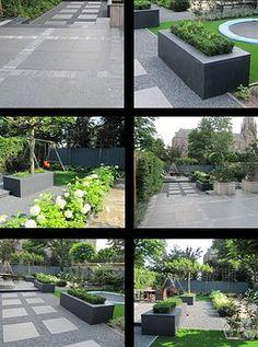 Natuursteen tuin terrastegel op maat