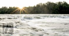 Falls Reserve Sunset