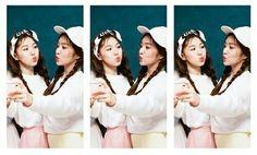 Cute #RedVelvet Wendy x Irene