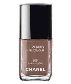 Chanel Le Vernis Nail Colour | Five-free (a product void of known carcinogens like formaldehyde, dibutyl phthalate, toluene, formaldehyde resin and camphor) goes beyond just polish. Here, six picks for your cleanest manicure ever—from start to finish.