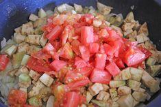 Cocinando entre Olivos: Empanadillas o Borekas de berenjenas. Receta paso a paso.