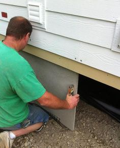Mobile Home Skirting Prices Home Remodel Mobile Home
