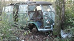 Rusty Metal, Barn Finds, Volkswagen, Car, Automobile, Rusted Metal, Autos, Cars