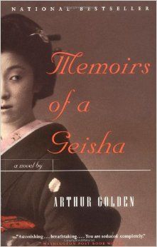 A must for your very first flight to Japan: Memoirs of a Geisha is great epic read for a long plane or train ride.