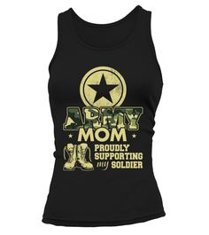Army Mom Proudly Camo T-shirts Army Mom Shirts, Army Family, Army National Guard, Military Mom, Mentally Strong, Us Army, New Moms, New Baby Products, Told You So