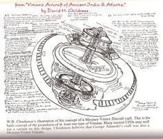 Espaçonaves Vimanas, os UFOs da antiga Índia