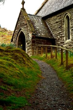 "shawky-photographs: "" Nantgwyllt Chapel of Ease Elan Valley - Wales, UK """
