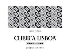 Brand ID Cheir'a Lisboa on Behance
