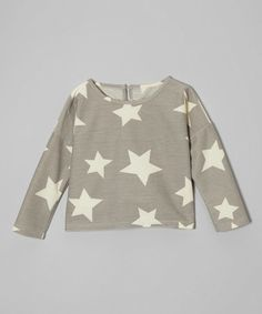 Love this White Stars Tee - Toddler & Kids by Leighton Alexander on #zulily! #zulilyfinds