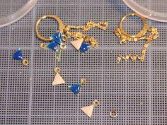 bijoux Les Curiosités d'Elixir - Purple Jumble