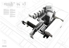 14 : Proposal Overview - Impact on the immediate and wider urban context. Proposal designed to have minimal impact on accessibility, rights to light and privacy of neighbouring buildings. Original facade is retained to hide the proposal from the outside world.
