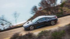 Chris Harris reviews the BMW i8