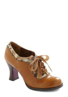 Pie Invitational Shoe | Mod Retro Vintage Heels | ModCloth.com