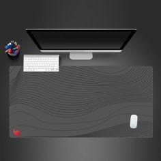 Gaming Desk Mat, Computer Setup, Gaming Desktops, Desk Protector, Office Setup, Desk Set, Productivity, Studios, Surface