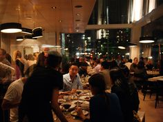 Momofuku Noodle Bar Toronto from David Chang and Chef Hans Vogels serves noodles, buns, and a roster of seasonal dishes for lunch and dinner. Toronto Images, New Years Eve Dinner, Noodle Bar, Destinations, Luxury Restaurant, Restaurant Dishes, Momofuku, Toronto Life, Tasting Menu
