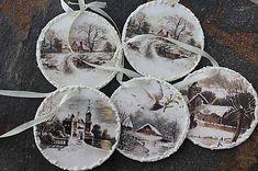 vargovamiroslava / rôzne vianočné dekorácie