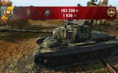 WoT T-44-122 tier VII USSR medium tank - Tundra