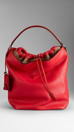 Burberry .... Bucket bag