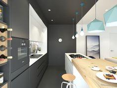 modern kitchen design | VIZN studio