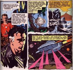 Incredible Science Fiction by Al Williamson
