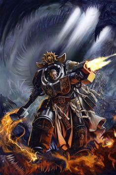 Aldrik Voldus, Warden of the Grey Knights' Librarius