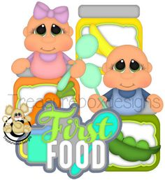 First Food - Treasure Box Designs Patterns & Cutting Files (SVG,WPC,GSD,DXF,AI,JPEG)