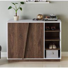 Shoe Storage Design, Shoe Cabinet Design, Shoe Storage Cabinet, Bench With Shoe Storage, Shoe Cabinet Entryway, Small Bedroom Storage, Living Room Storage, Home Office Organization, Storage Organization