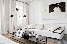 Photo : Felix Forest - Appartement quai de Soâne par Maison Hand Lyon
