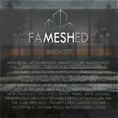 Taste of Spring at FaMESHed | Seraphim.