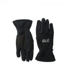 Jack Wolfskin - Artist Glove (Black) Extreme Cold Weather Gloves
