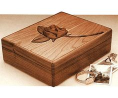 Free secret compartment jewelry box plan Pinteres