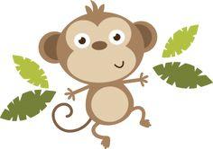 Dibujo de mono
