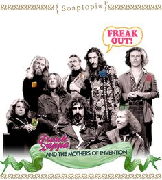 Frank Zappa and the Mothers of Invention. Freak OUT!