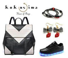 Luv luv & luv. Look fly with #kokusimahausofbag👌👍❤ #keepitgroovy #kokusimaaccessories #gemachfuerdieewigkeit