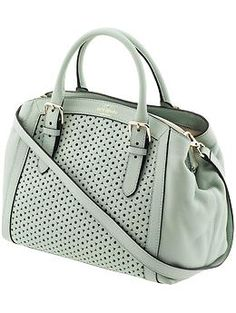 How can you resist this cute bag?! Well, you just can't - Kate Spade New York Mercer Isle Sloan - Piperlime $458.00