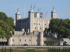 London - The Tower of London.