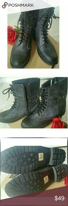 NWT Lane Bryant shoes 9W Nwt, without box,  lane bryant shoes size 9W. Lane Bryant Shoes Lace Up Boots